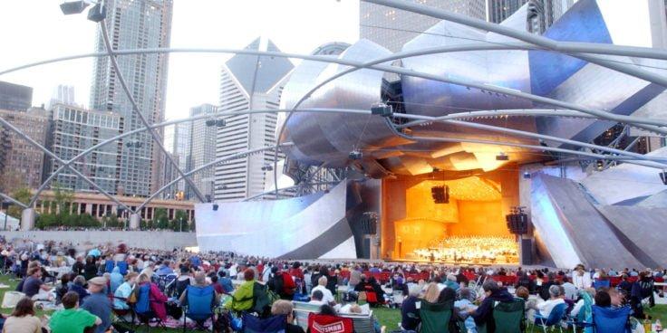 Chicago Grant Park Music Festival
