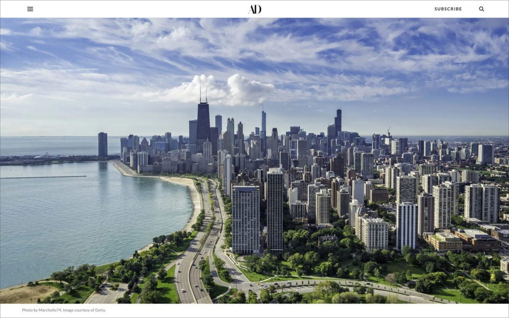 Architectural Digest: Chicago's Architectural Marvels
