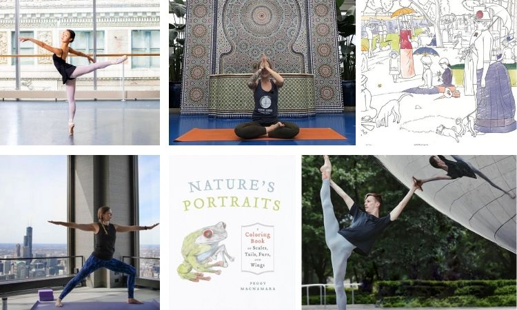 Practicing Wellness in Chicago (Virtually)